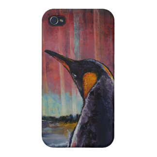 Penguin Covers For iPhone 4
