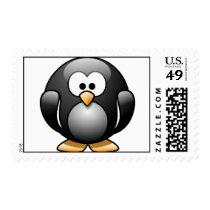 Penguin - Cute! Postage