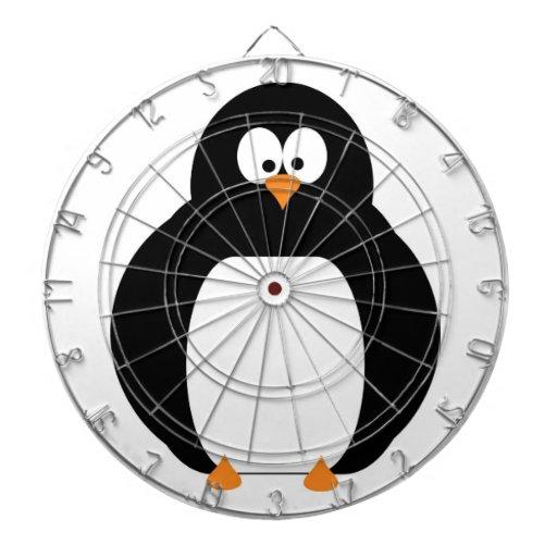Penguin Dartboard