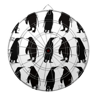 Penguin Dartboard