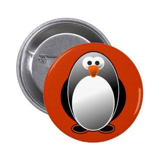 Penguin Design Button