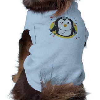 Penguin doctor in circle Z2j5l Tee