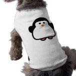 Penguin Dog Shirt