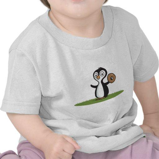 Penguin Donuts Shirt