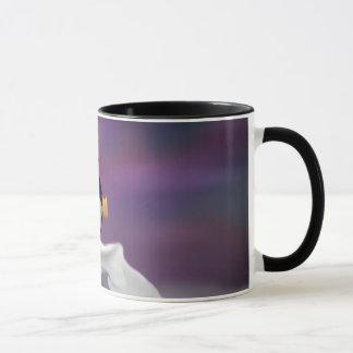 Penguin Dreaming Mug