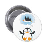 Penguin Dreams Pin