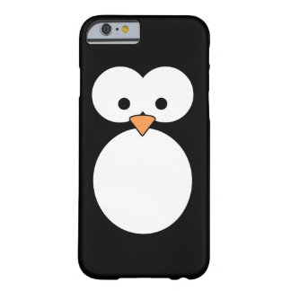 Penguin Eyes Barely There iPhone 6 Case