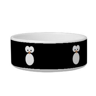 Penguin Eyes Bowl