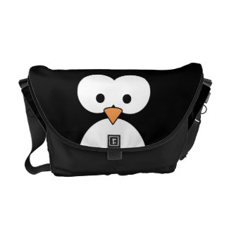 Penguin Eyes Commuter Bag