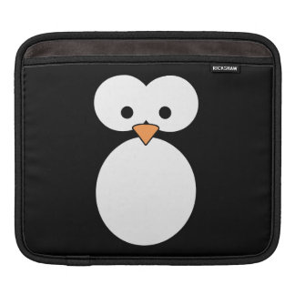 Penguin Eyes iPad Sleeve