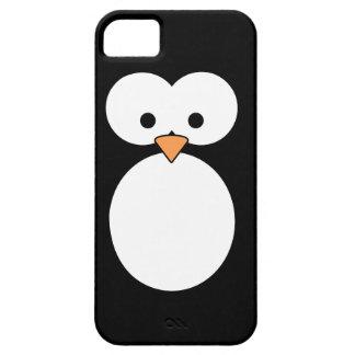 Penguin Eyes iPhone SE/5/5s Case