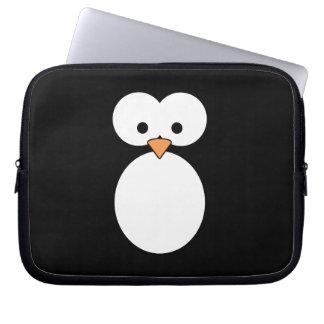 Penguin Eyes Laptop Sleeve
