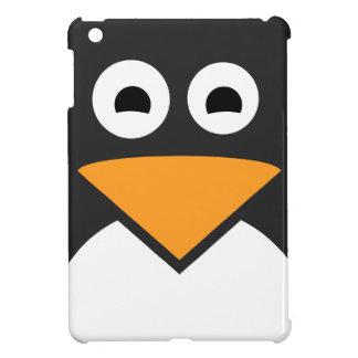 Penguin Face iPad Mini Cover