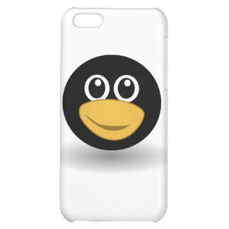Penguin Face Cover For iPhone 5C