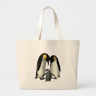 Penguin Family Bag