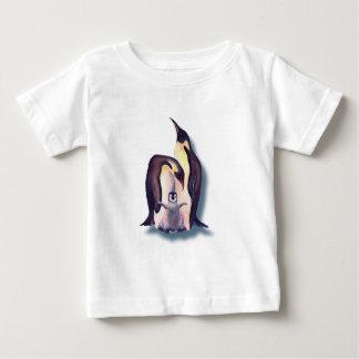 PENGUIN FAMILY by SHARON SHARPE T-shirt