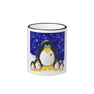Penguin Family Gift Mug