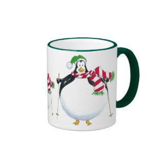 Penguin Family - mug
