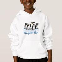 Penguin Fan Kids' Hanes ComfortBlend® Hoodie