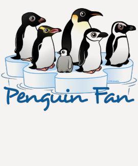 Penguin Fan T Shirt