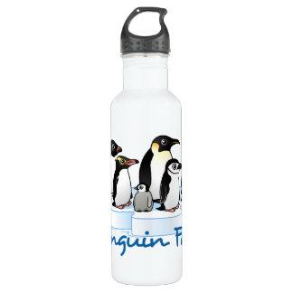 Penguin Fan Water Bottle