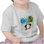 Penguin First Birthday Tshirts and Gifts