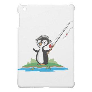 Penguin Fishing Cover For The iPad Mini