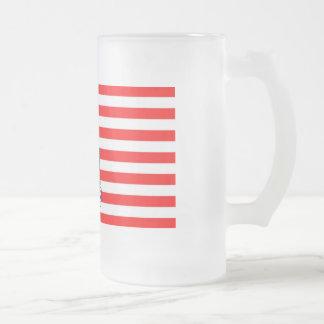 Penguin Flag Beer Mug