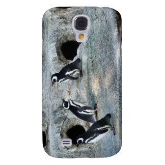 Penguin Flock Galaxy S4 Cover