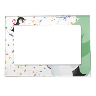 Penguin Folly Magnetic Photo Frame