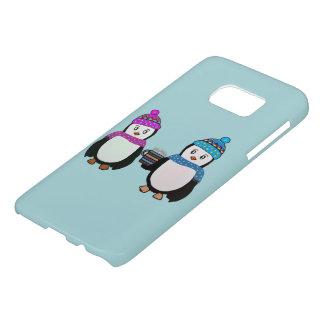 Penguin Friends Samsung Galaxy S7 Case