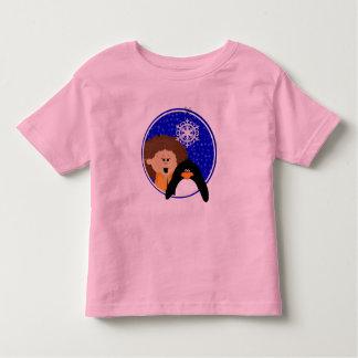 Penguin Friends Toddler T-shirt