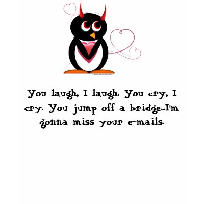 http://rlv.zcache.com/penguin_friendship_shirt-p235947370584799059qiuw_400.jpg