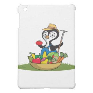 Penguin Gardener iPad Mini Cover