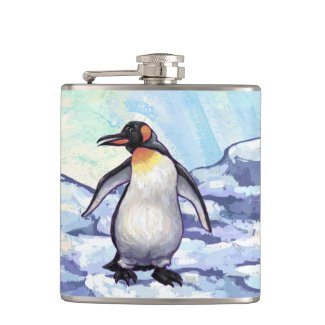 Penguin Gifts & Accessories Flask