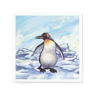 Penguin Gifts & Accessories Paper Napkin