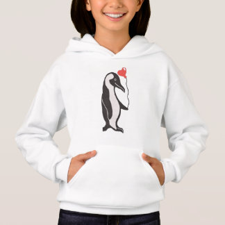 Penguin Girls' Hanes ComfortBlend® Hoodie