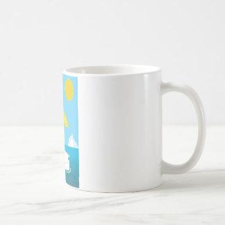 Penguin - Global Warming Coffee Mug