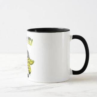 Penguin Goalie Mug