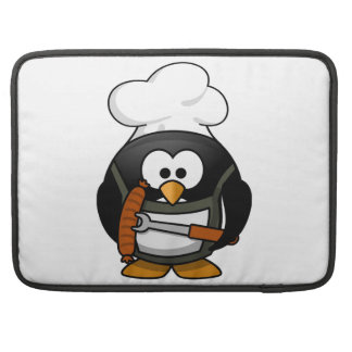 Penguin Grill Sleeve For MacBook Pro