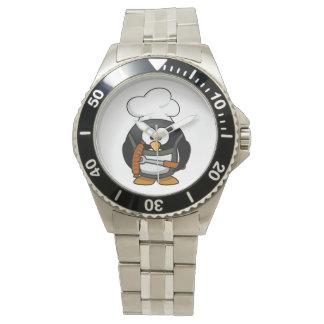 Penguin Grill Wrist Watch