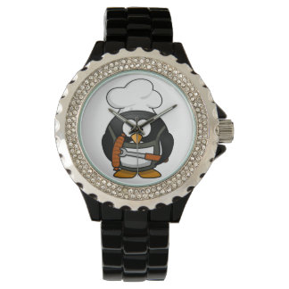 Penguin Grill Wrist Watches