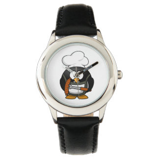 Penguin Grill Wristwatches