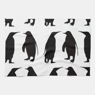 Penguin Hand Towel