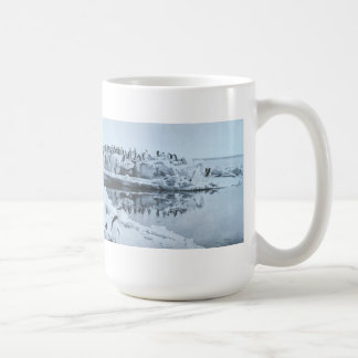 Penguin Herd Coffee Mug