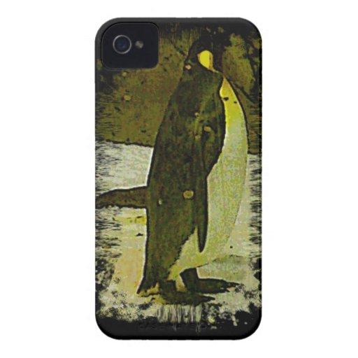 Penguin i Phone case iPhone 4 Cases