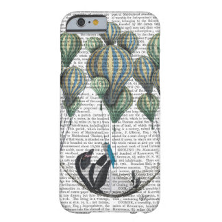 Penguin in Hammock Balloon Barely There iPhone 6 Case