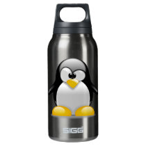Penguin Insulated Water Bottle