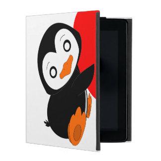 Penguin - iPad 2/3/4 Case iPad Folio Cases