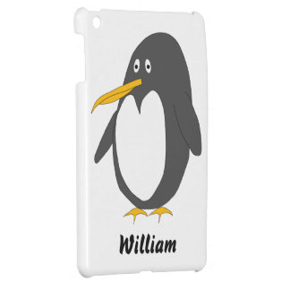 penguin ipad mini case template